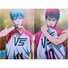 黒子のバスケの画像(#LASTGAMEに関連した画像)