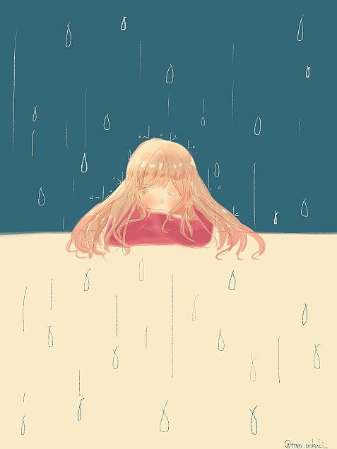 雨ふりちゃん。の画像 プリ画像