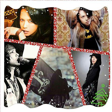 クリスマス Hydeの画像(プリ画像)