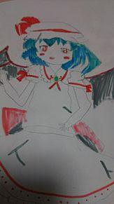 小4の妹にレミリアを描かせた結果…の画像(小4に関連した画像)