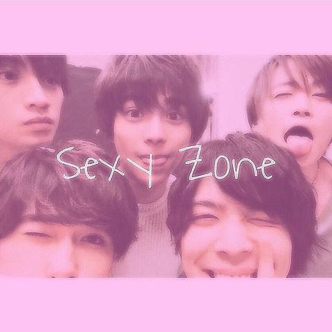 🥀 Sexy Zone 🥀の画像(プリ画像)