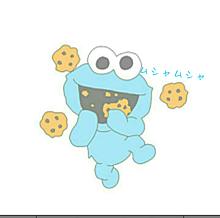 クッキーモンスターエルモの画像(イラスト クッキーモンスターに関連した画像)