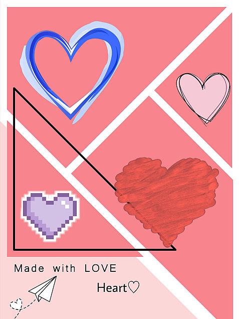 Heart♡の画像(プリ画像)