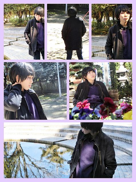 松野一松のポトレ風写真まとめの画像 プリ画像