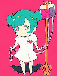 voodoo doll+nurseの画像(voodooに関連した画像)