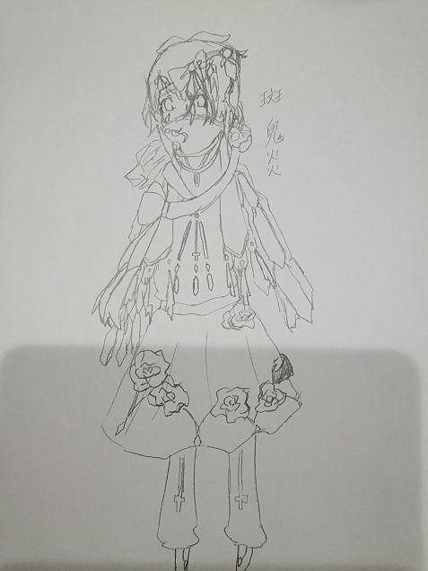 装飾品サマ第一形態←の画像(プリ画像)