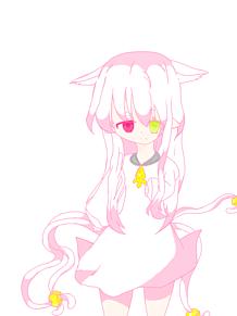 猫っ子少女 プリ画像