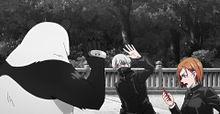呪術廻戦の画像(パンに関連した画像)