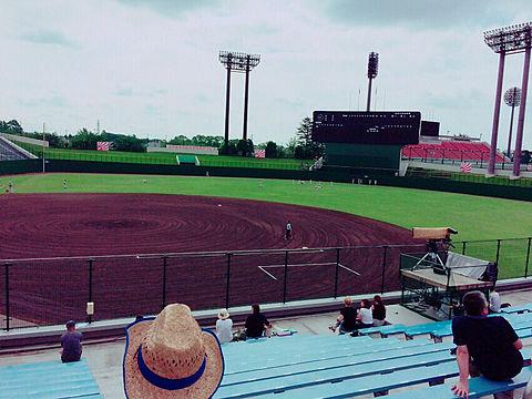球場の画像(プリ画像)