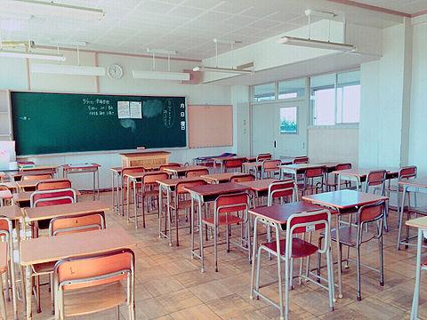 教室の画像(プリ画像)