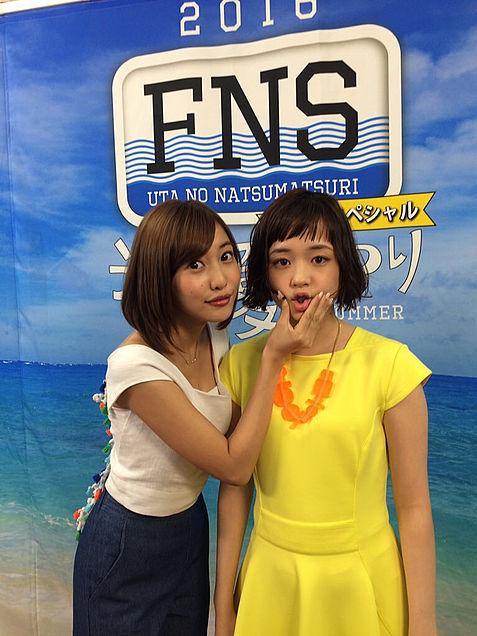 2016 FNS 歌の夏祭りの画像(プリ画像)