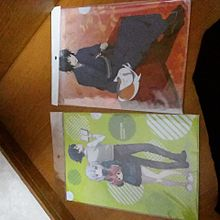 左はanimateで買った物右は親が買ってきてくれました笑 プリ画像
