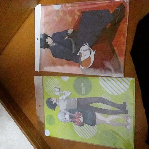 左はanimateで買った物右は親が買ってきてくれました笑の画像(プリ画像)