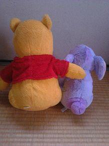 プーさんとランピーの画像(プリ画像)