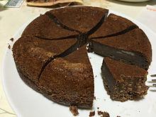 チョコケーキの画像(炊飯に関連した画像)