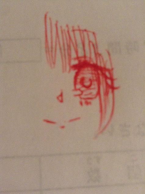 えー顔を見せるのはあれなんで書きました。の画像(プリ画像)