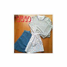 購入品の画像(フレアスカートに関連した画像)