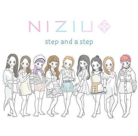 NiziUのゆるゆるイラスト
