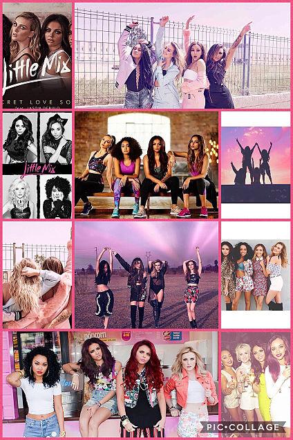 保存はいいね壁紙ロック画面Little Mixの画像(プリ画像)