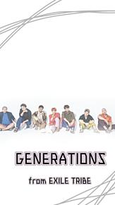 generationsの画像(generations 壁紙に関連した画像)