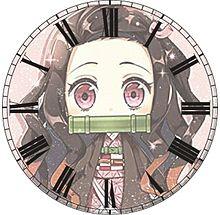禰豆子で時計加工してみた(*ˊᵕˋ*)の画像(禰豆子に関連した画像)