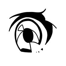 マクロスΔ  目の画像(クロスに関連した画像)
