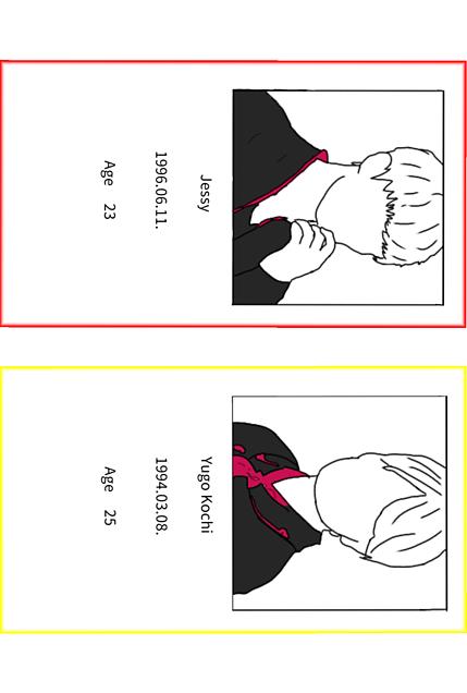 SixTONES 線画 保存=♡の画像 プリ画像