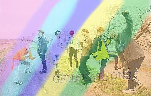GENERATIONSの画像(プリ画像)