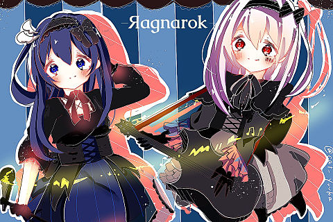 魔法少女あふた~ざ☆れいん2018の画像(プリ画像)