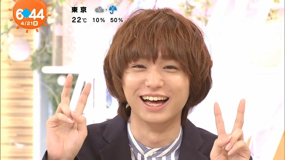 伊野尾 慧 めざまし テレビ Hey!Say!JUMP・伊野尾慧、『めざましテレビ』を卒業!?