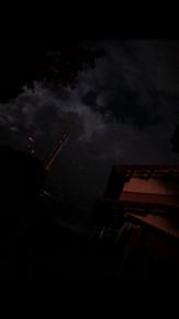 不穏な夜の画像(恐いに関連した画像)