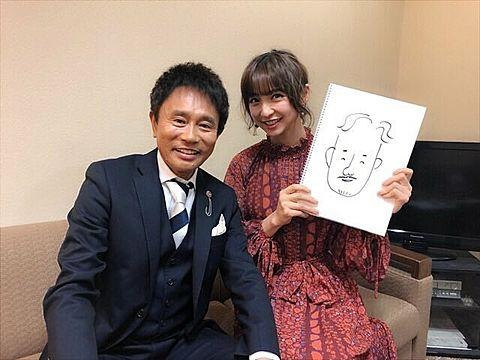 浜田雅功 篠田麻里子の画像 プリ画像