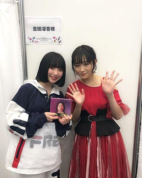 吉田凜音 大原櫻子の画像 プリ画像