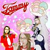 Tommy february6 加工画 プリ画像