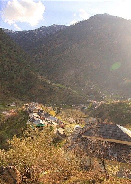 インドのティルタン(Tirthan)に行ってみたの画像(プリ画像)