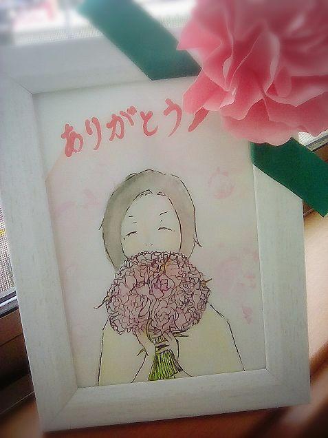母の日プレゼント!の画像(プリ画像)