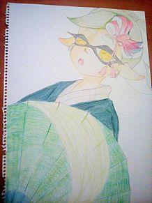 色鉛筆って難しい プリ画像