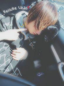 植田圭輔  眠る先生 プリ画像