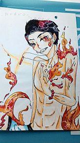 シルク 炎の使いの画像(フィッシャーズ イラスト シルクに関連した画像)