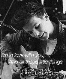 Little Things_One Directionの画像(プリ画像)