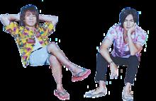B'z透明背景の画像(B'zに関連した画像)