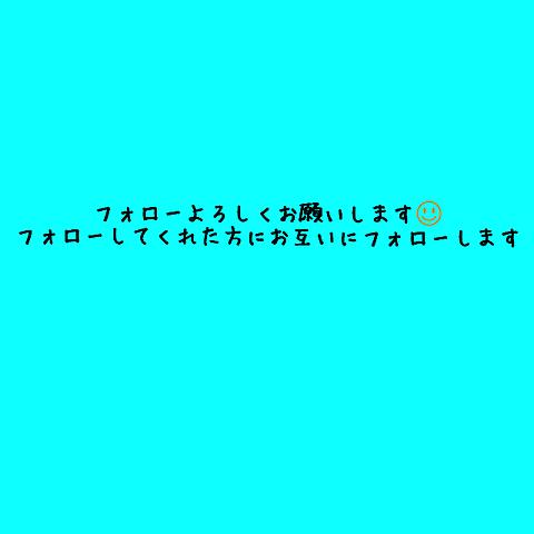 フォローよろしくお願いします☺️の画像(プリ画像)