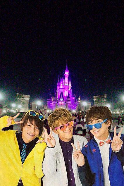 in Disney!の画像(プリ画像)