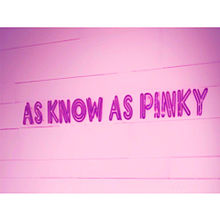 As know as pinkyの画像(pinkyに関連した画像)