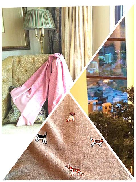スカーフを飾った家 おしゃれの画像 プリ画像