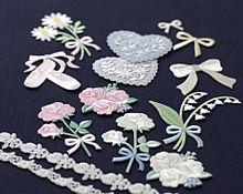 綺麗な刺繍 ホビーラホビーレの画像(刺繍に関連した画像)