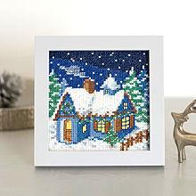 クリスマスの刺繍 おしゃれ  ハートのいいねを押してね! プリ画像