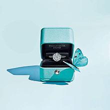 ダイヤモンド ティファニー  写真右下のハートを押してねの画像(ティファニーに関連した画像)