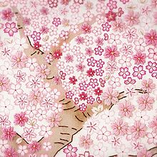 桜の刺繍  ホビーラホビーレ  写真右下のハートを押してね プリ画像