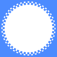 量産型/フレーム/アイコンの画像(青 素材に関連した画像)